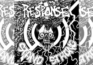 """RESPONSE streaming new 7"""" on Triple B Records!"""