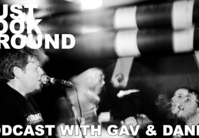 Just Look Around Podcast – Episode 3 [15.06.17]