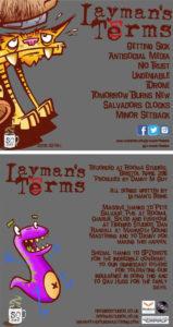 Laymans termsCD